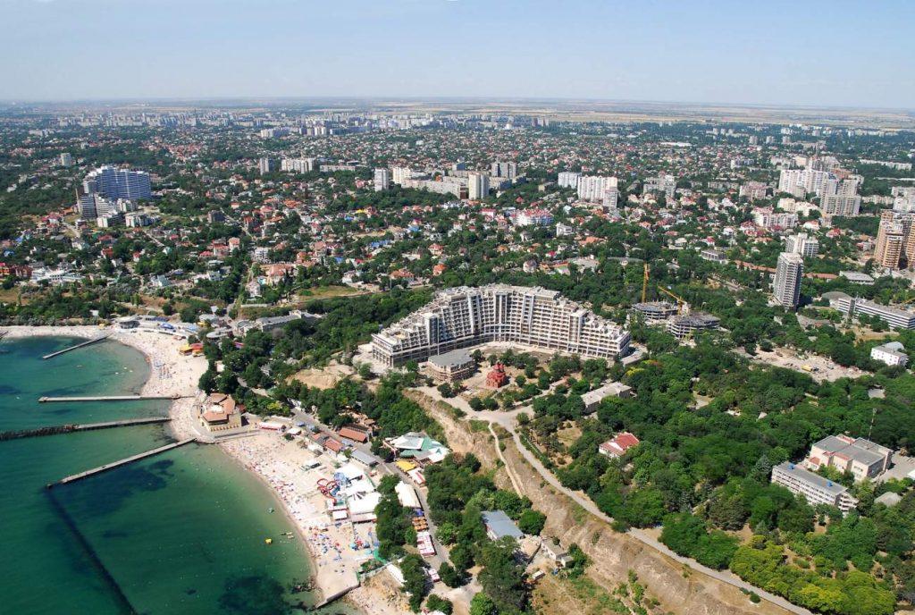 Сколько стоит номер в центре Одессы?