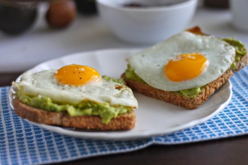 3 идеи быстрого завтрака