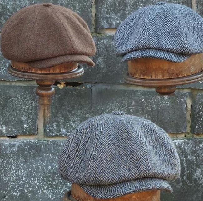 Бренд Milass Hats: Кепи — головной убор, который идет всем!