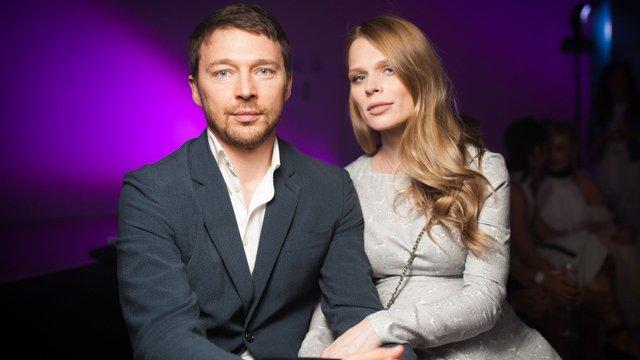 Ольга Фреймут и Владимир Локотко рассказали, как зародился их роман