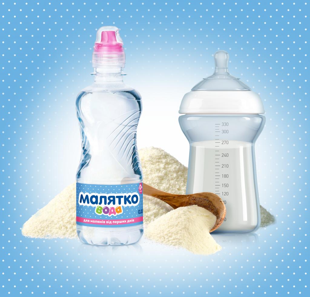 Вода «Малятко»: почему она стала выбором №1 для мам и малышей