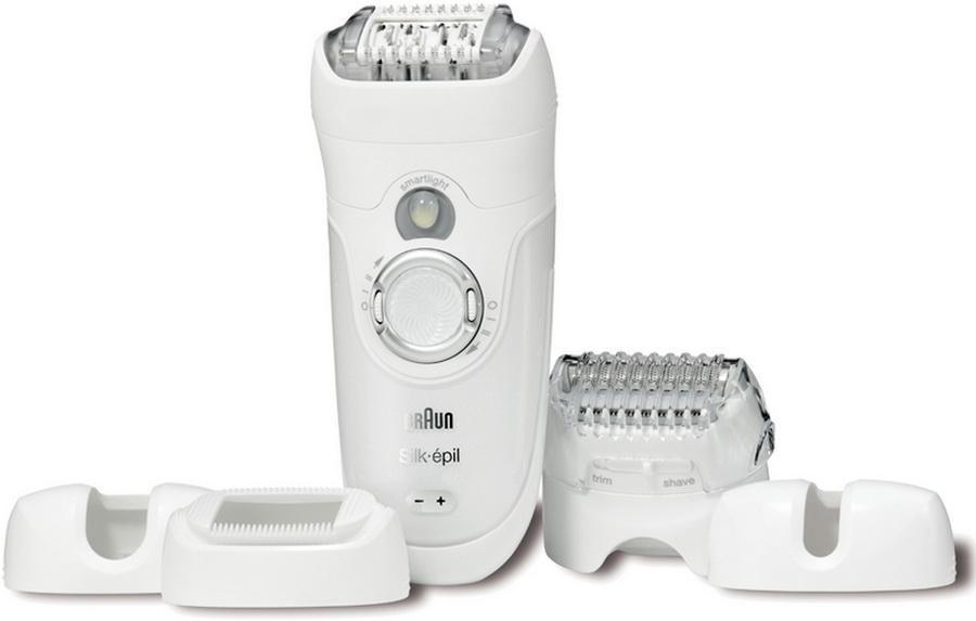 Преимущества эпиляторов Braun для удаления волос на теле