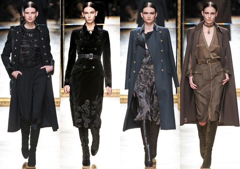 Осенне-весенняя женская одежда 2019 — мода