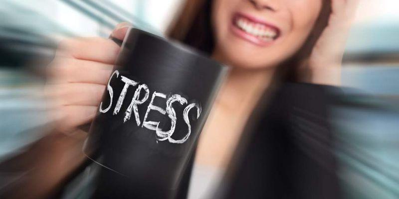 10 предупреждающих признаков стресса