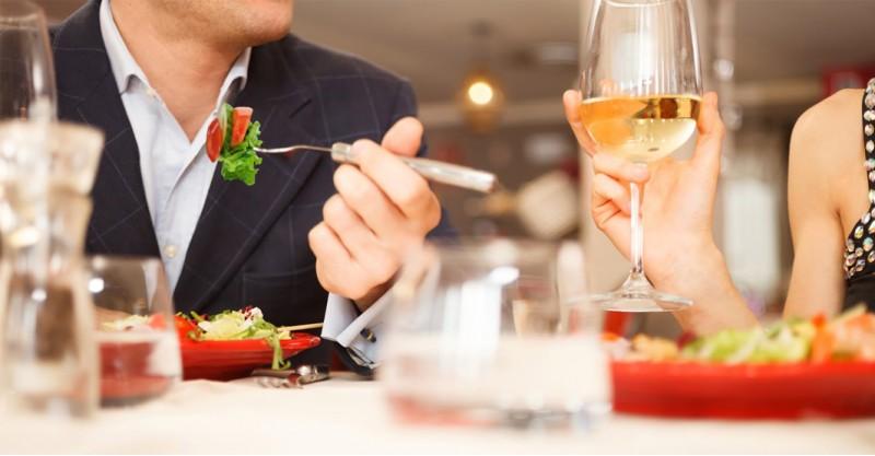 Рестораны для романтического ужина