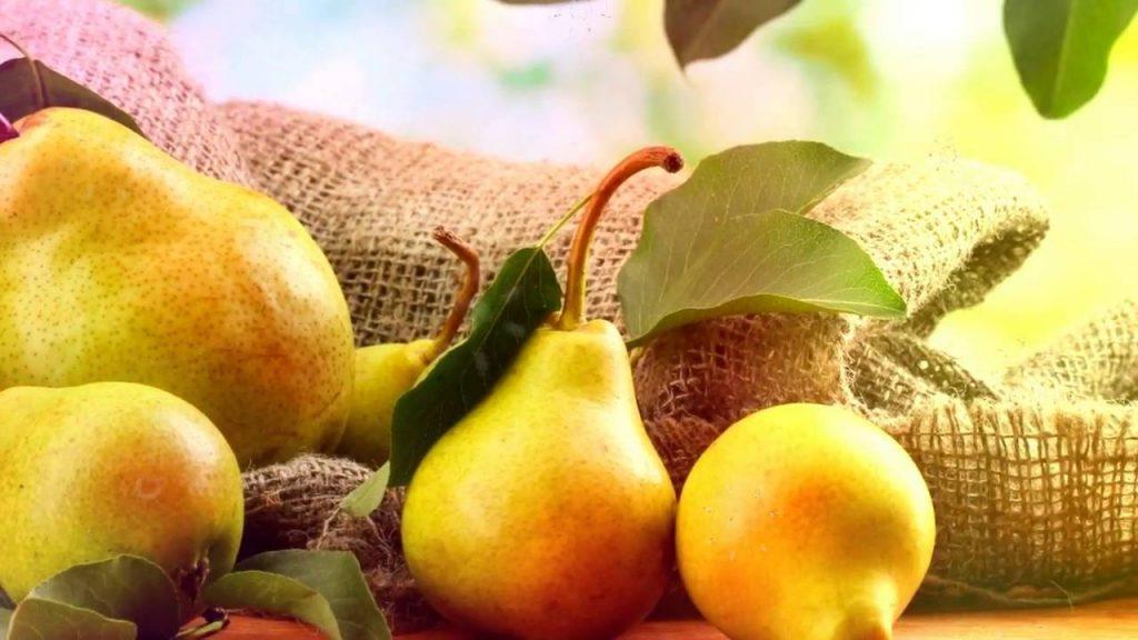 5 полезных свойств груш