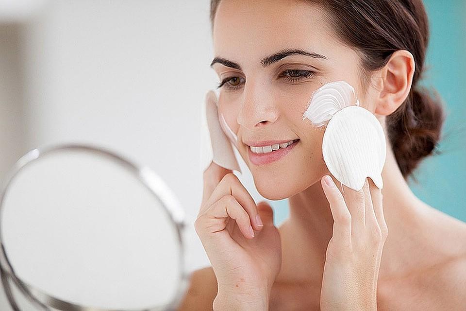 Как снять макияж с помощью натуральных ингредиентов