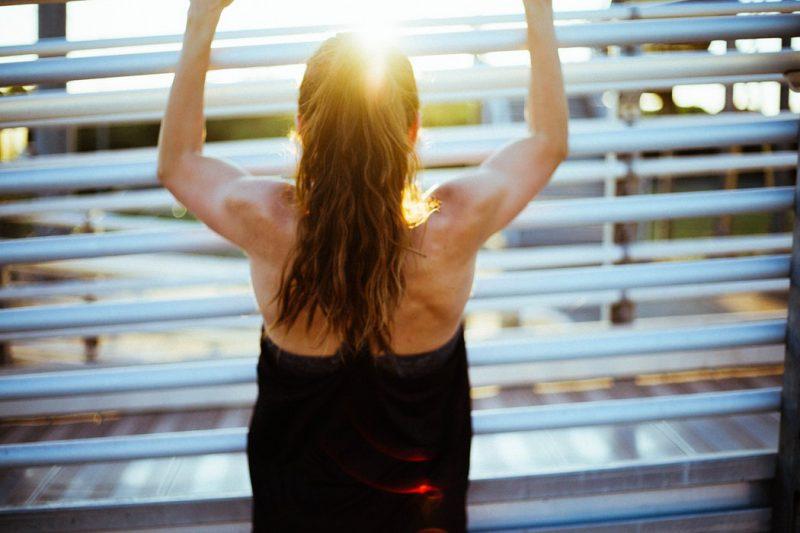 Простая мотивация женщинам для занятия спортом