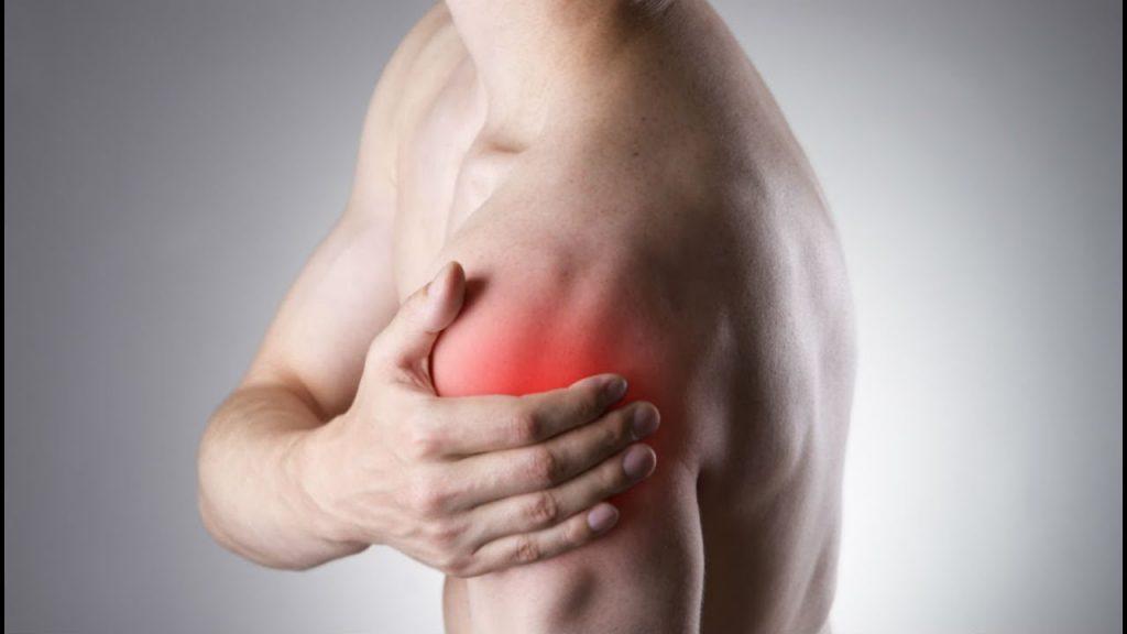 Упражнения при плечевом артрите