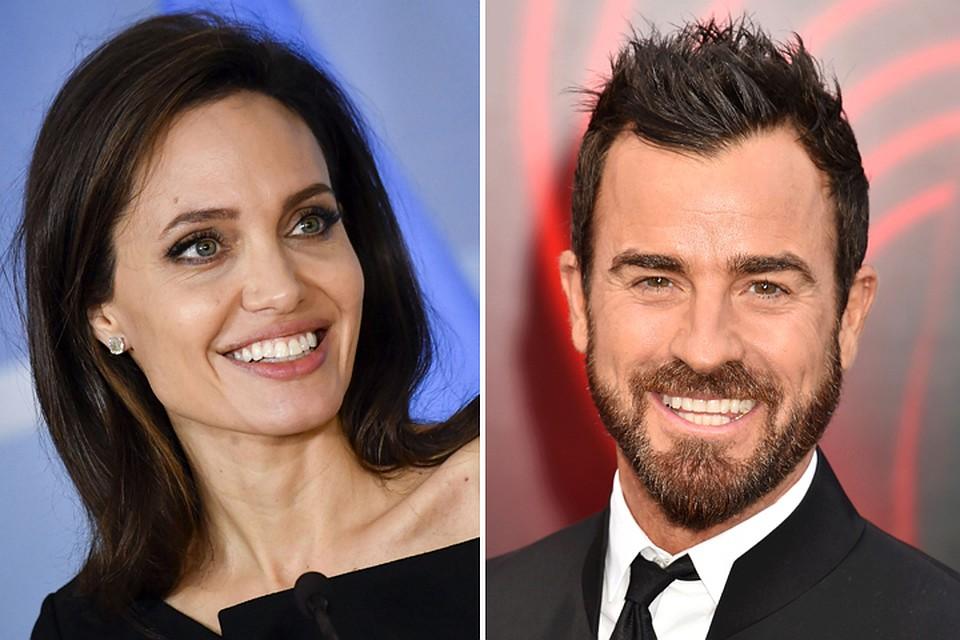 Анджелина Джоли встречается с экс-мужем Дженнифер Энистон