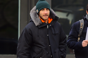 Как одеть своего мужчину зимой? Показывает Джейк Джилленхол!