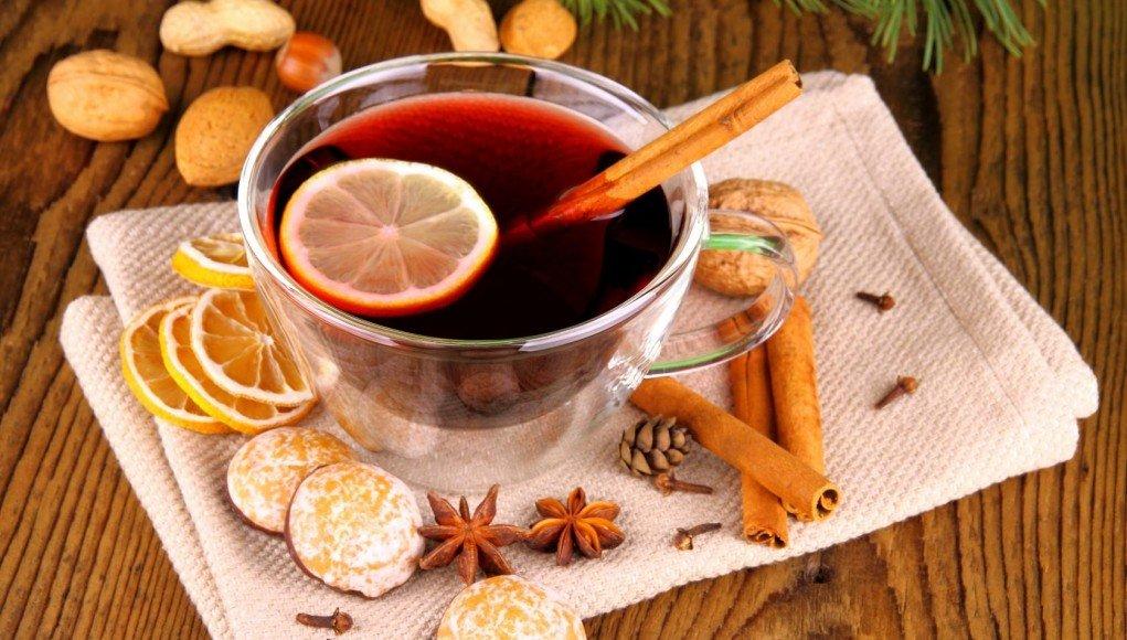 Горячие напитки для хорошего настроения в холодные месяцы