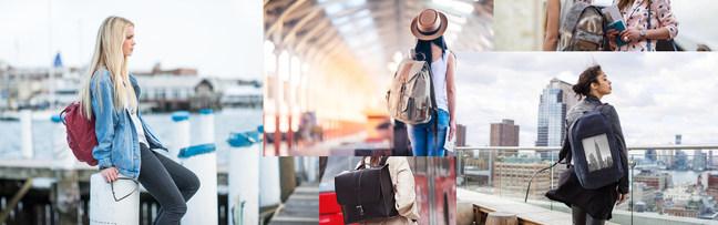 Модные женские городские рюкзаки: топ 3 моделей