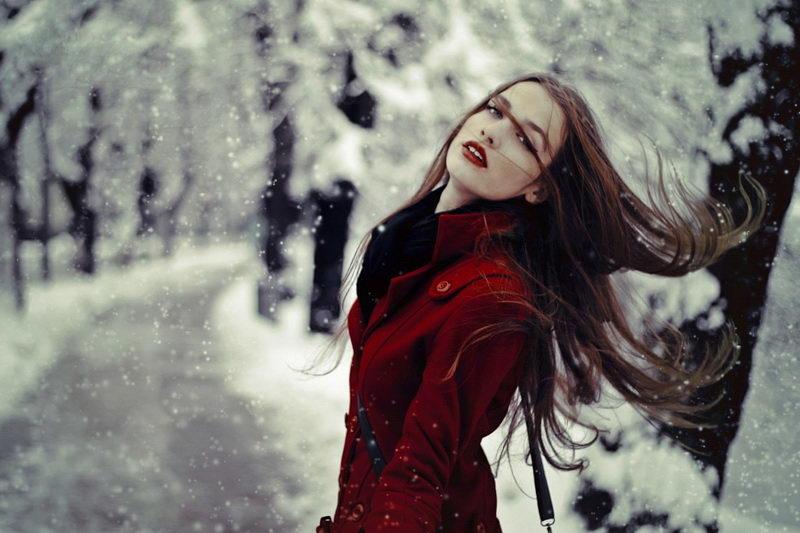 5 модных зимних образов