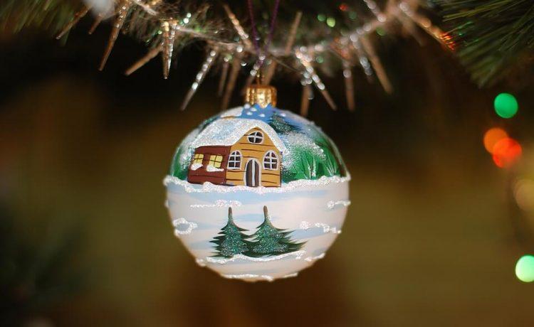 Новогодний декор, как способ создать праздничное настроение