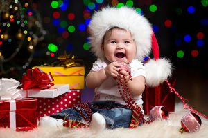 Идеи для первого Нового года вашего ребенка