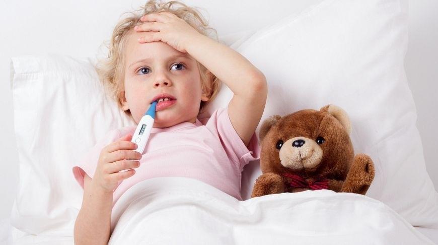 Почему у ребенка резко поднимается температура до 39 без других симптомов?