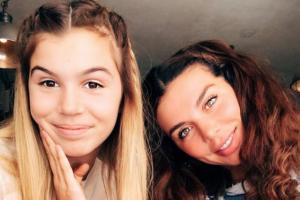 Какая взрослая: Новое фото Анны Седоковой с дочкой