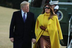 Новое интервью первой леди: Мелания Трамп об отношениях с мужем и сплетнях