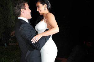 Бывший муж Ким Кардашьян встречается с копией экс-жены