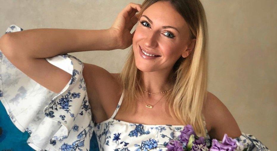 Леся Никитюк блеснула спортивным телом в бикини