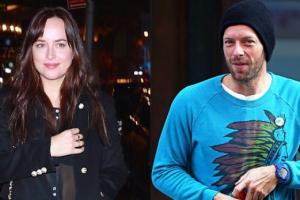 СМИ: звезда «50 оттенков серого» помолвлена с экс-мужем Гвинет Пэлтроу