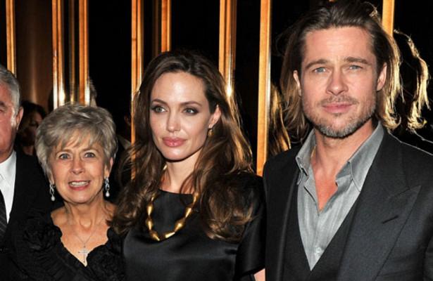 Мама Брэда Питта заявила, что Джоли разрушила жизнь ее сына