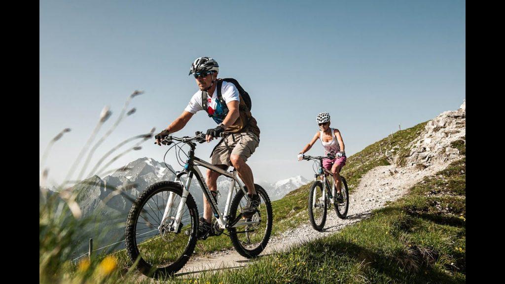 Какая польза от езды на велосипеде?