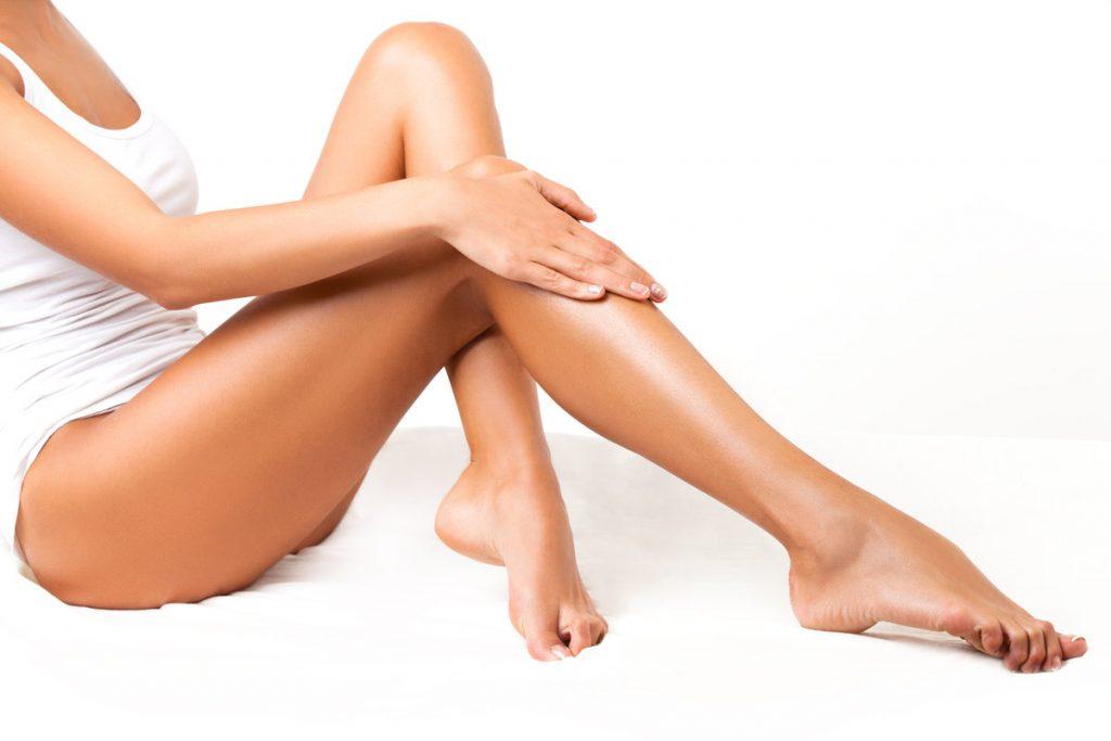 Способы избавления волос на ногах