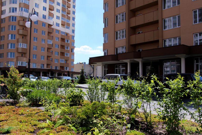 Модернизированный ЖК «Крона парк» создан для комфортной жизни
