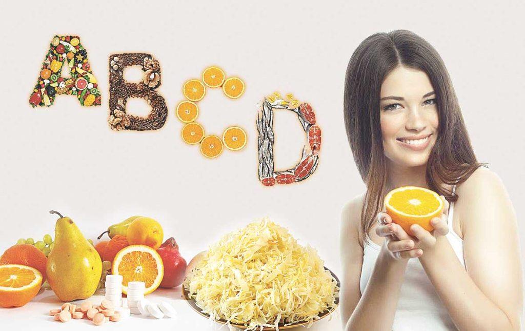 Признаки дефицита важных питательных веществ