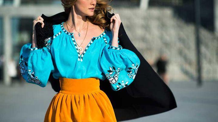 Почему растет спрос на одежду украинских дизайнеров?