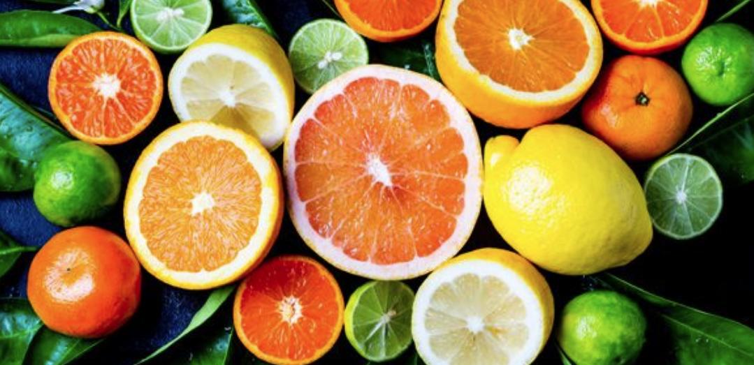 5 причин есть больше цитрусовых