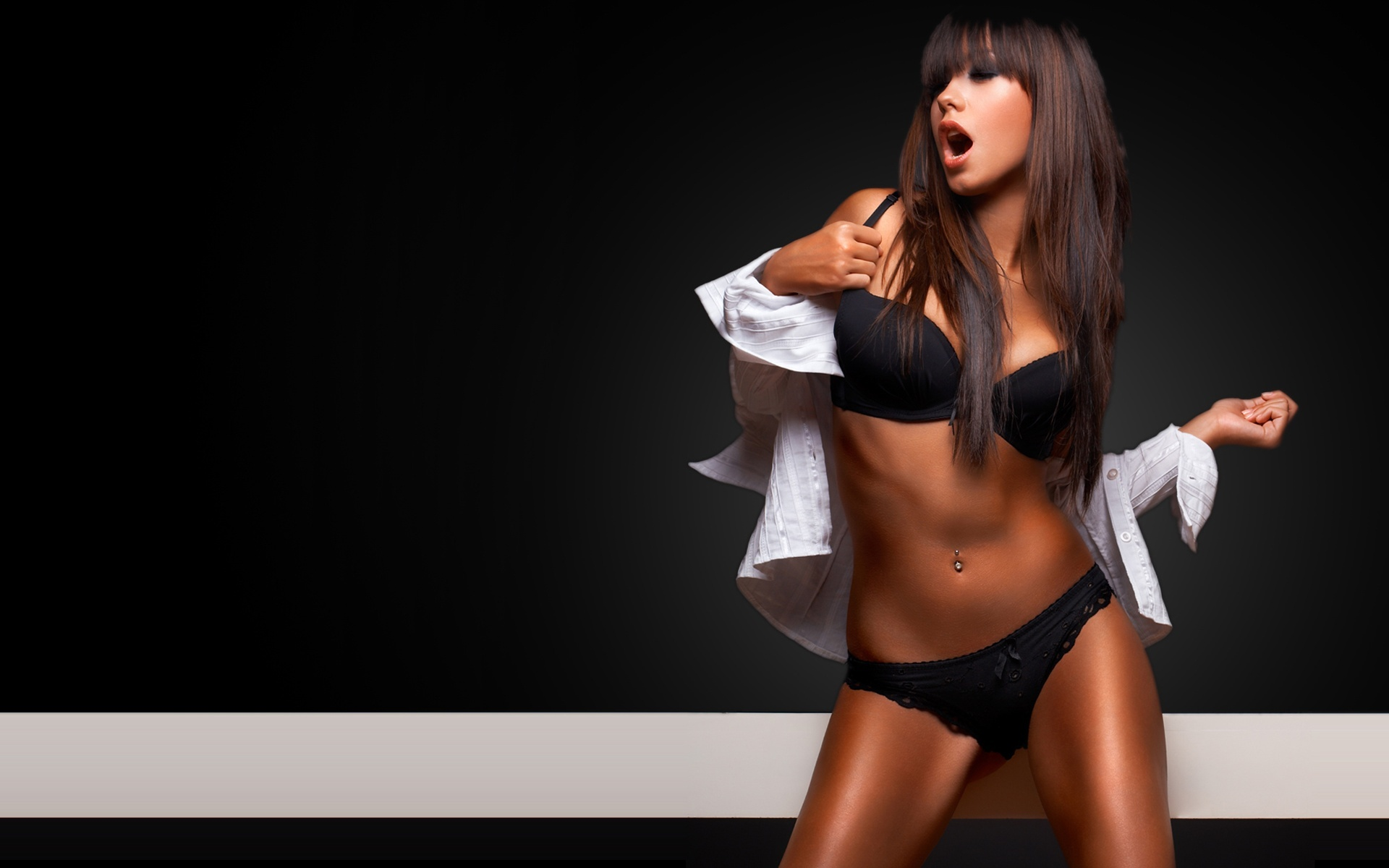 Сексуальное белье обои нижнее белье женское кружевное для полных купить