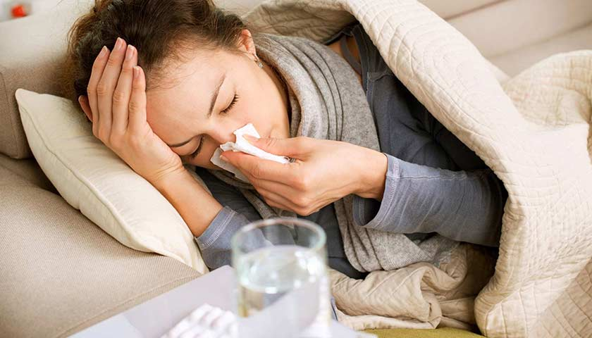 8 натуральных продуктов для борьбы с гриппом