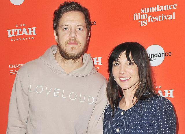 Солист Imagine Dragons передумал разводиться с женой