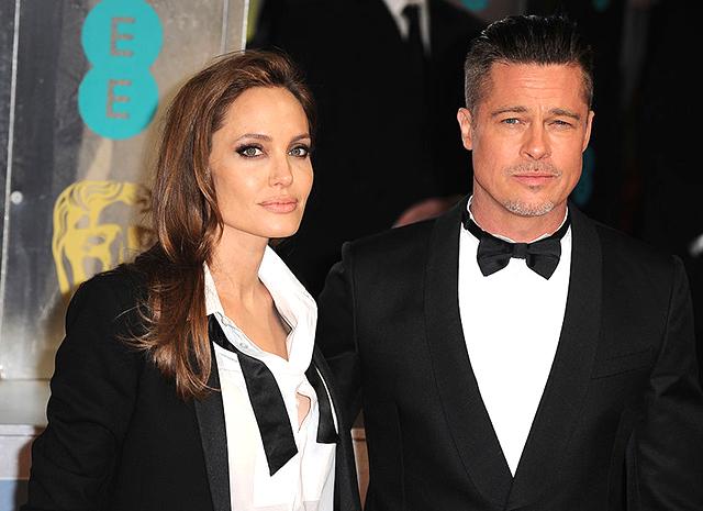 Анджелина Джоли и Брэд Питт встретились наедине впервые после развода