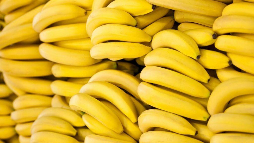 Польза бананов для кожи