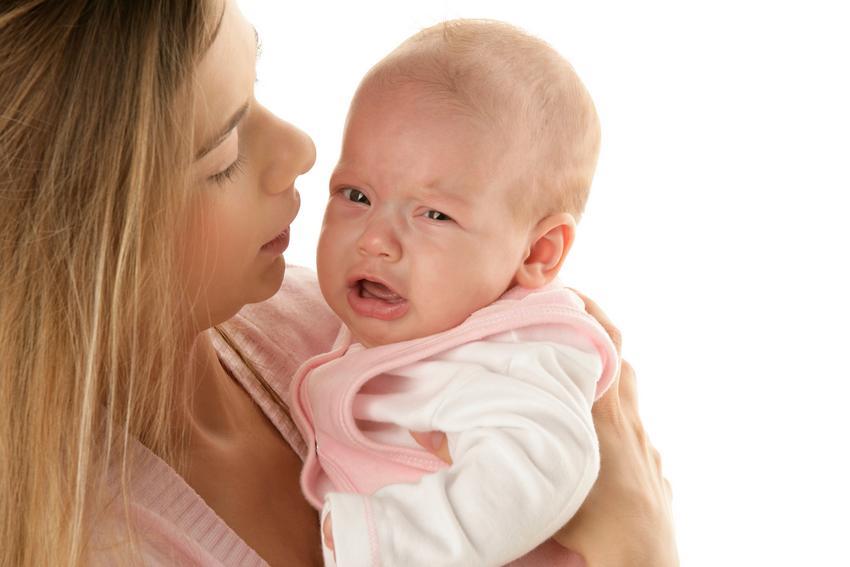 Виды детского плача
