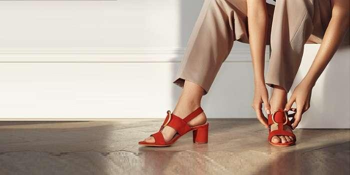 Женские сандалии могут быть удобными и стильными