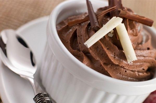 Быстрый рецепт десертного крема с кофе