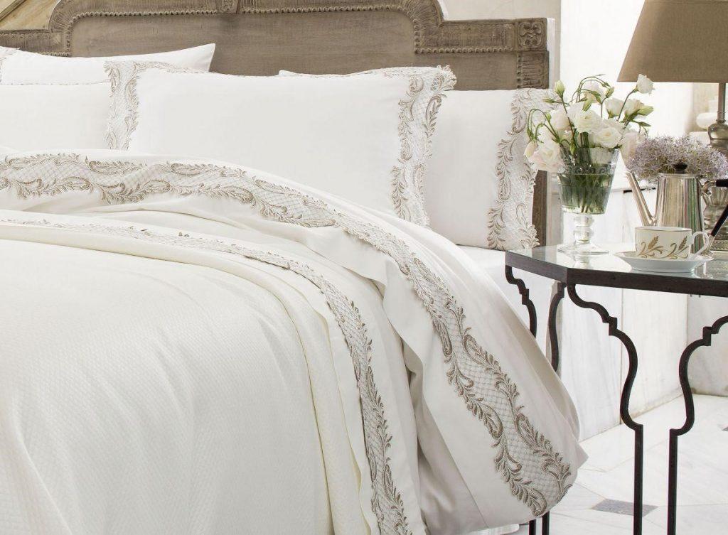 Элитное постельное белье: выбираем дизайн
