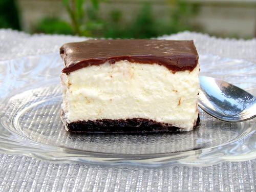 Пальчики оближешь: торт с ванильным пудингом и шоколадом