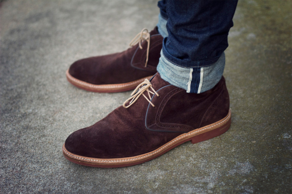 Мужская зимняя обувь 2019