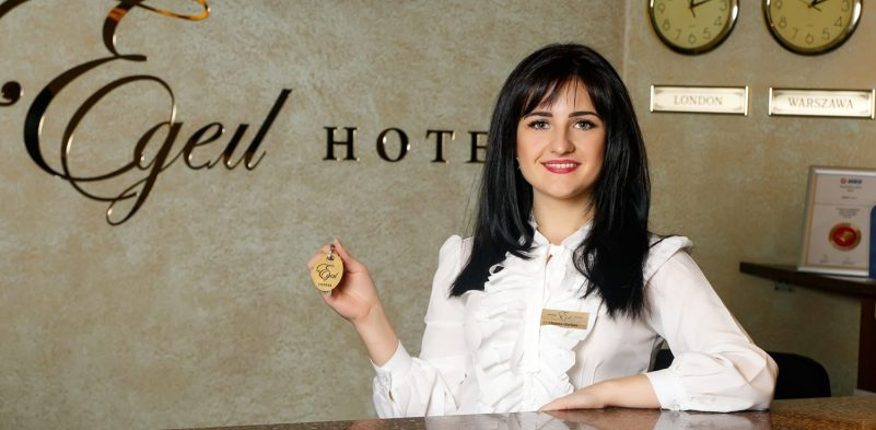 Львовский отель «Эдем» распахивает двери абсолютно всем путешественникам