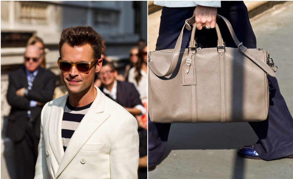 Мужская сумка: трудный выбор или простой?