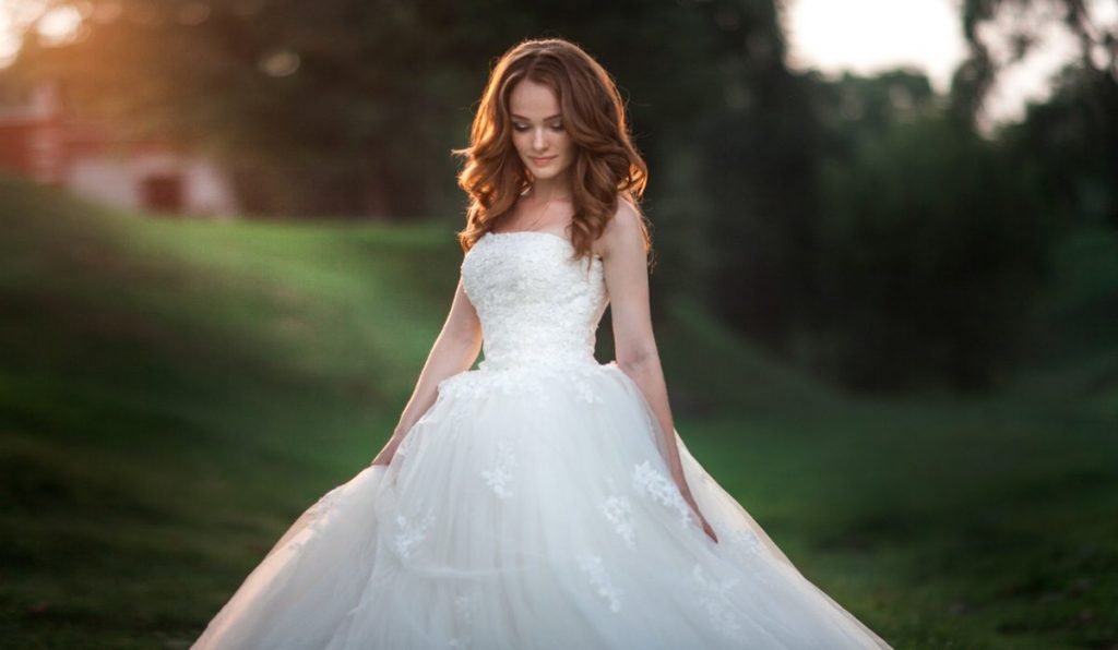 5 модных свадебных платьев сезона весна-лето 2019