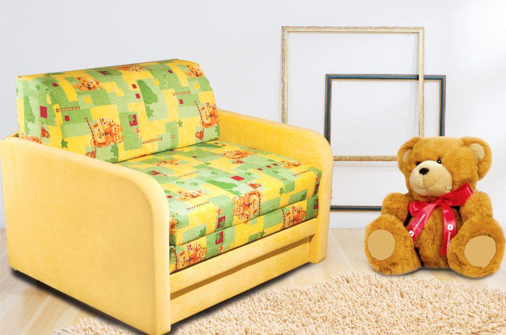 К выбору детского дивана нужно подходить максимально ответственно