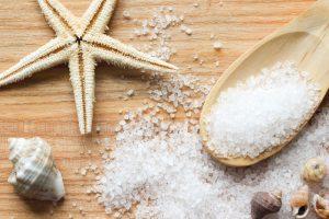 Влияние морской соли на здоровье волос, кожи и ногтей