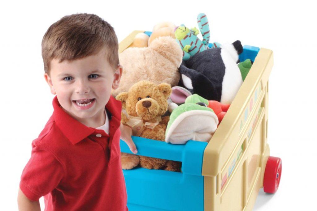 Как выбрать игрушки ребенку?